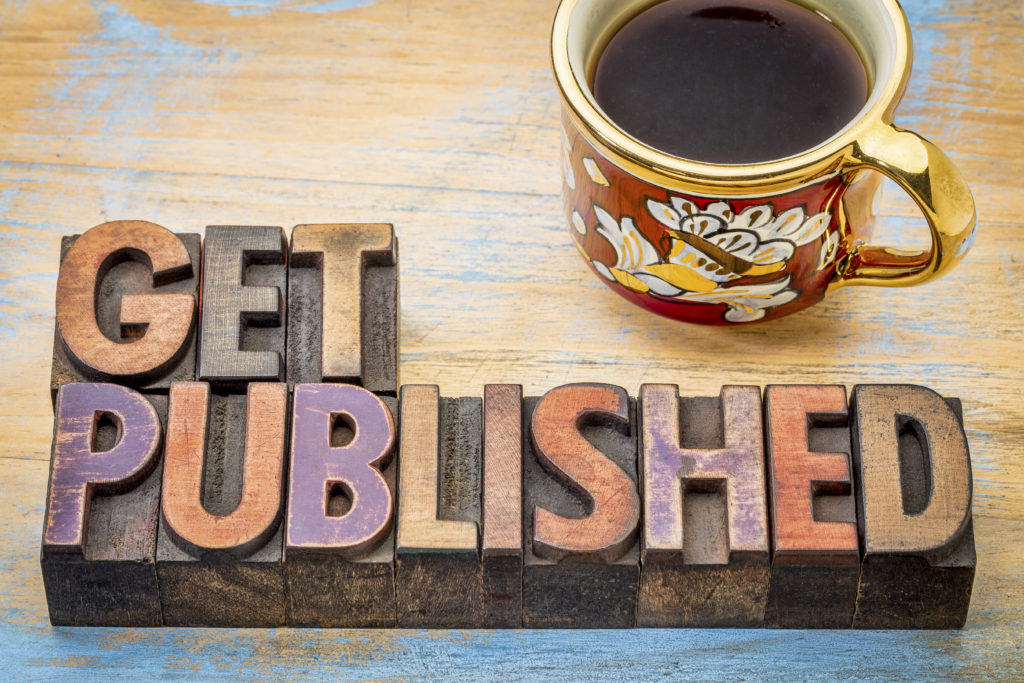 Get Published! with NTRWA this year